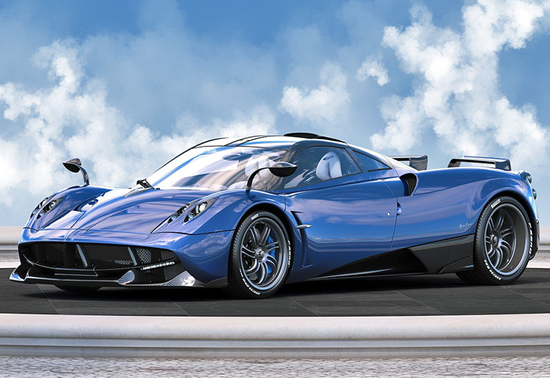 2016 Pagani Huayra Pearl - specifications, photo, price, information ...