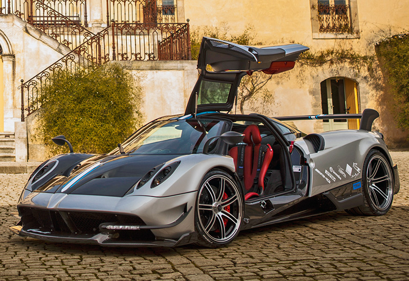 2017 pagani huayra bc - specifications, photo, price, information