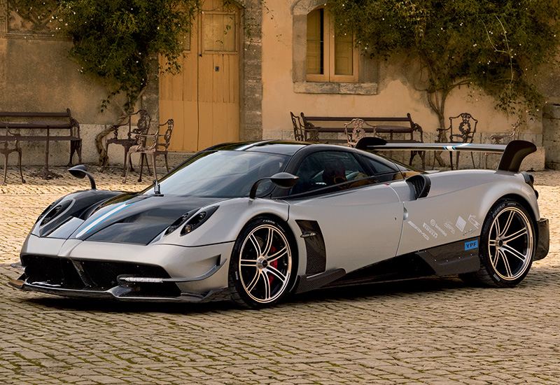 Pagani Huayra Price >> 2017 Pagani Huayra BC - specifications, photo, price, information, rating