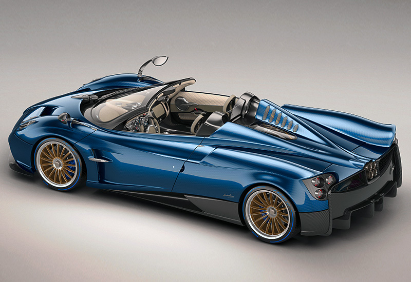 Pagani Sports Car Images