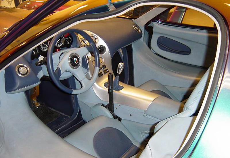 1997 Panoz Esperante GTR-1 Road Car - specifications ...