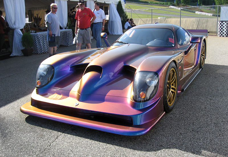 1997 Panoz Esperante Gtr 1 Road Car Specifications Photo Price Information Rating