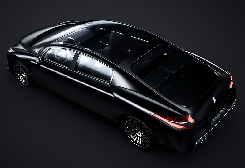 2006 peugeot 908 rc concept - specifications, photo, price