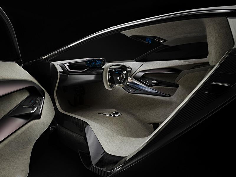 2012 Peugeot Onyx Concept Specifications Photo Price
