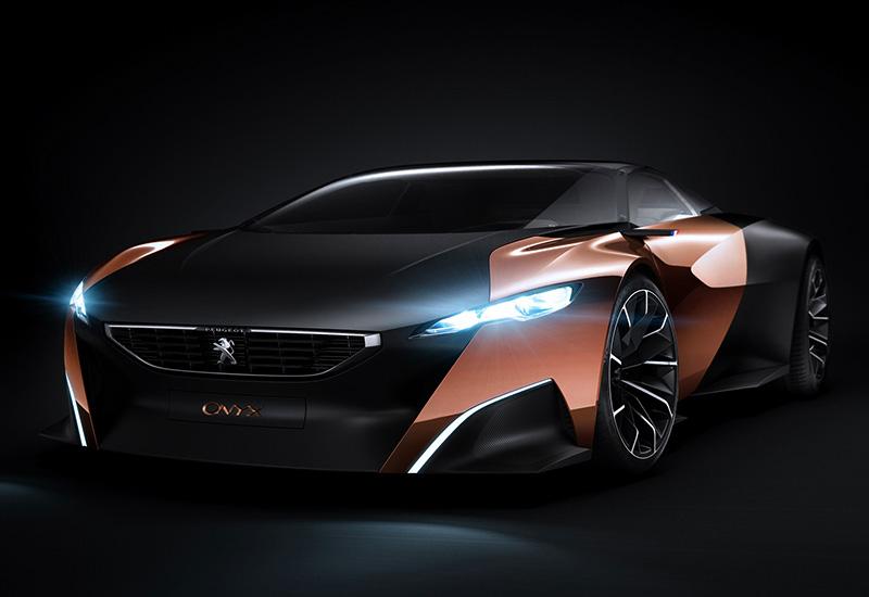 2017 Peugeot Onyx Concept
