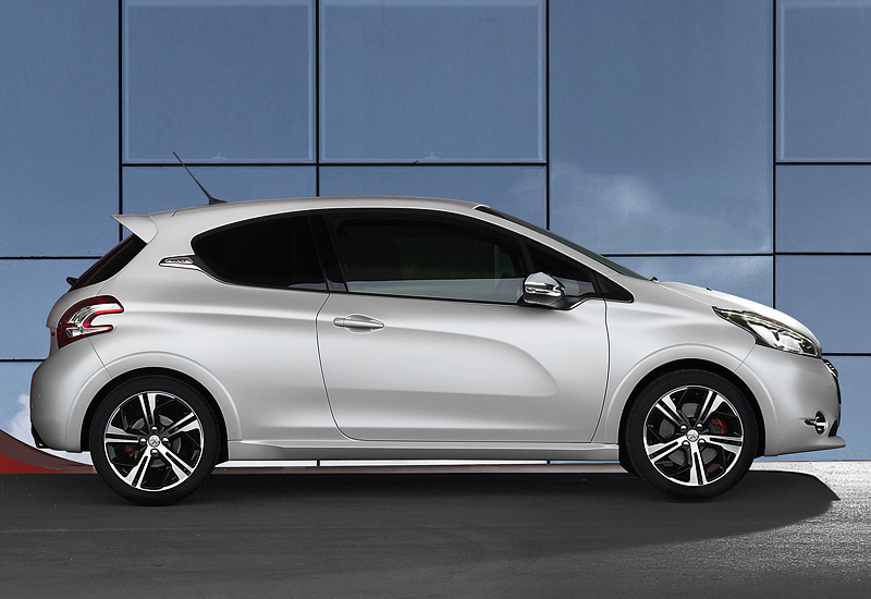 2013 peugeot 208 gti specifications photo price information rating. Black Bedroom Furniture Sets. Home Design Ideas
