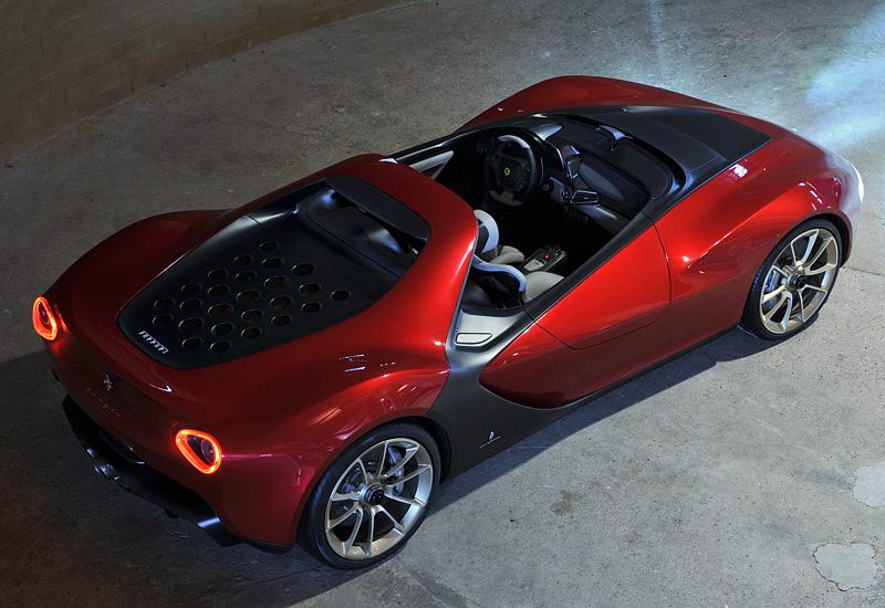 2013 Ferrari Sergio Pininfarina Concept Specifications Photo