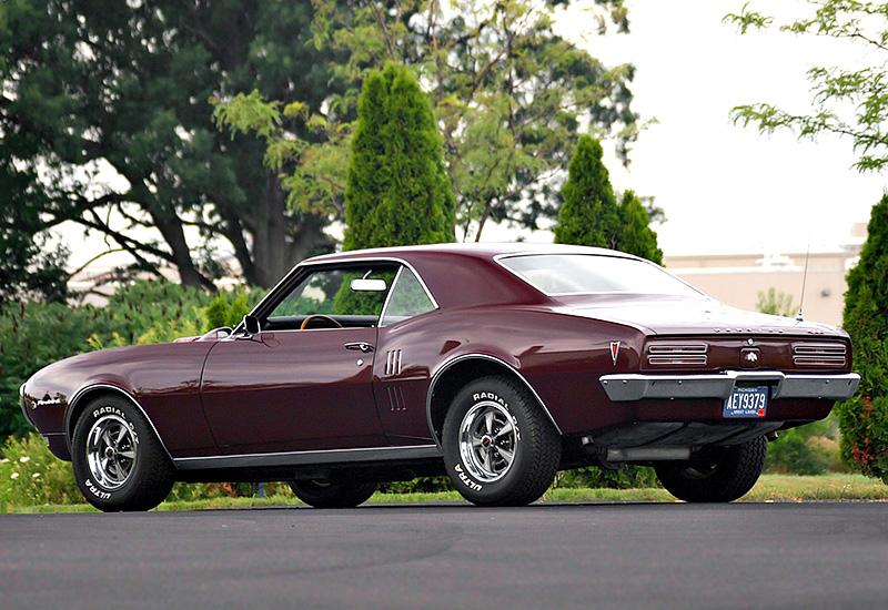1968 Pontiac Firebird 400  specifications photo price