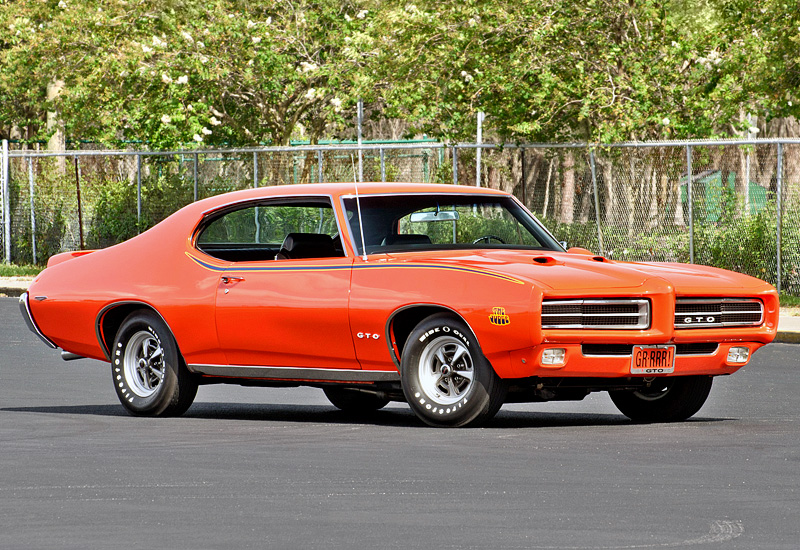 1969 Pontiac GTO Judge Hardtop Coupe