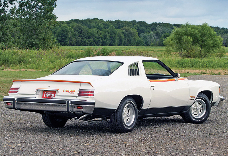 1977 Pontiac Lemans Can Am Specifications Photo Price