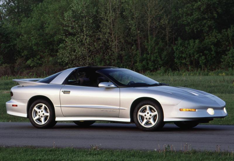 1993 Pontiac Firebird Trans Am - specifications, photo, price ...
