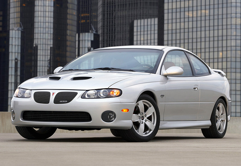 2005 Pontiac Gto Specifications Photo Price