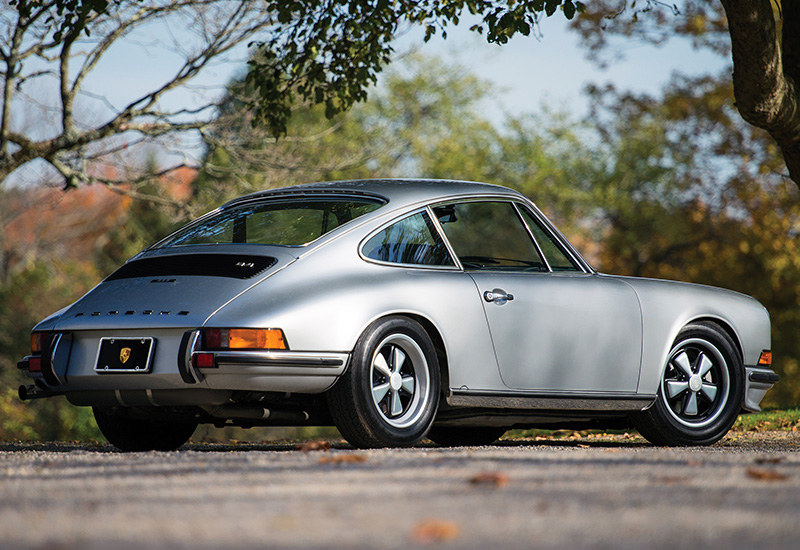 1971 Porsche 911 S 2 4 Coupe 901 Specifications Photo