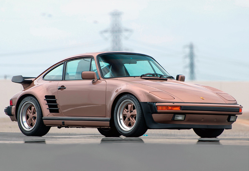 1986 Porsche 911 Turbo Flachbau (930) - specifications ...