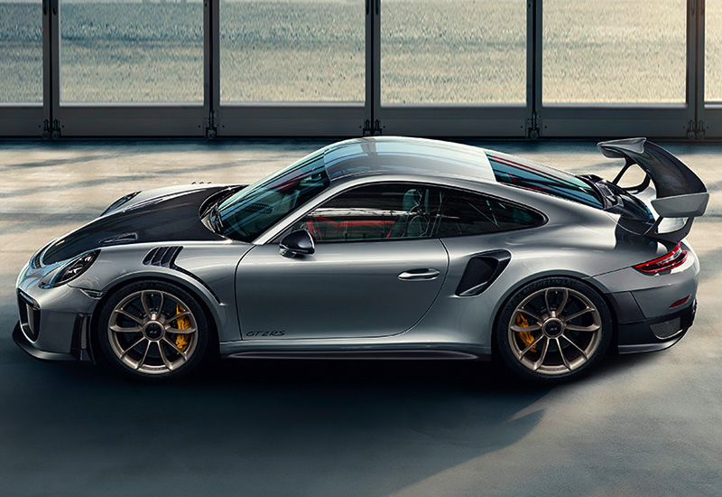 100 Kph To Mph >> 2018 Porsche 911 GT2 RS Weissach (991.2) - specifications, photo, price, information, rating