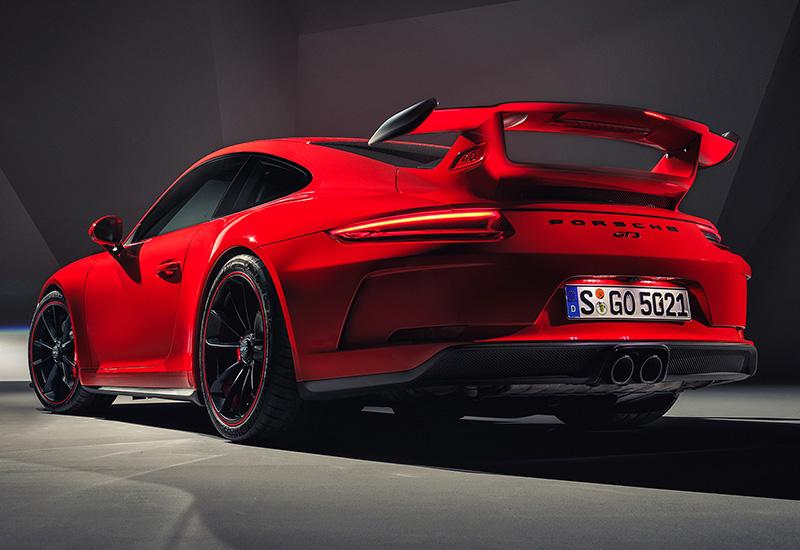 Porsche Gt3 Rs Price >> 2018 Porsche 911 GT3 (991.2) - specifications, photo, price, information, rating