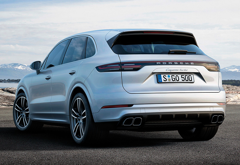 120 Kph To Mph >> 2018 Porsche Cayenne Turbo - specifications, photo, price ...