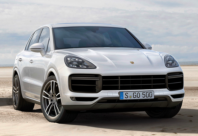 2018 porsche cayenne turbo specifications photo price. Black Bedroom Furniture Sets. Home Design Ideas