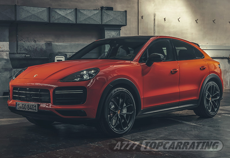 2019 Porsche Cayenne Coupe Turbo , specifications, photo