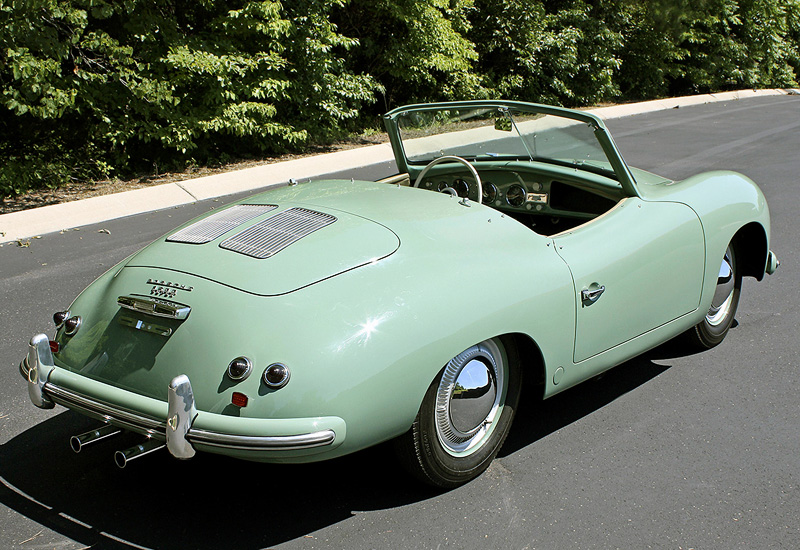 Porsche 356 specifications
