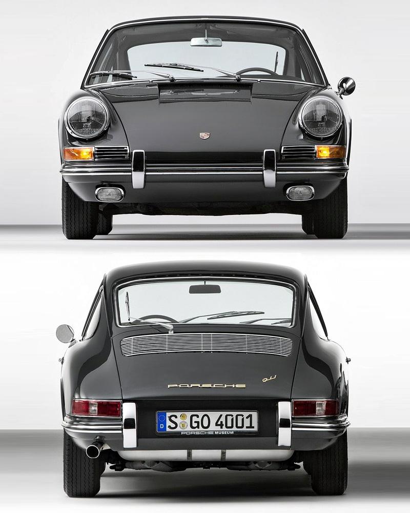 Porsche 911 Engine Weight: 1964 Porsche 911 2.0 Coupe (901)