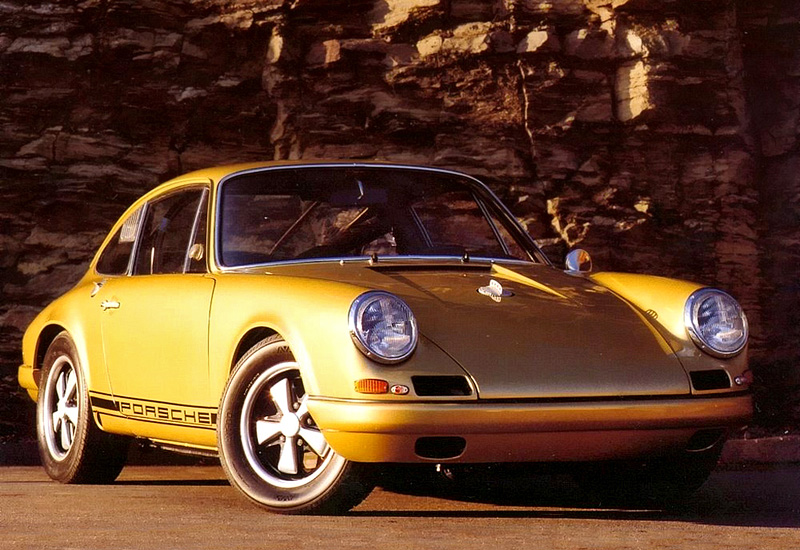 100 Kph To Mph >> 1967 Porsche 911 R 2.0 Coupe (901) - specifications, photo, price, information, rating