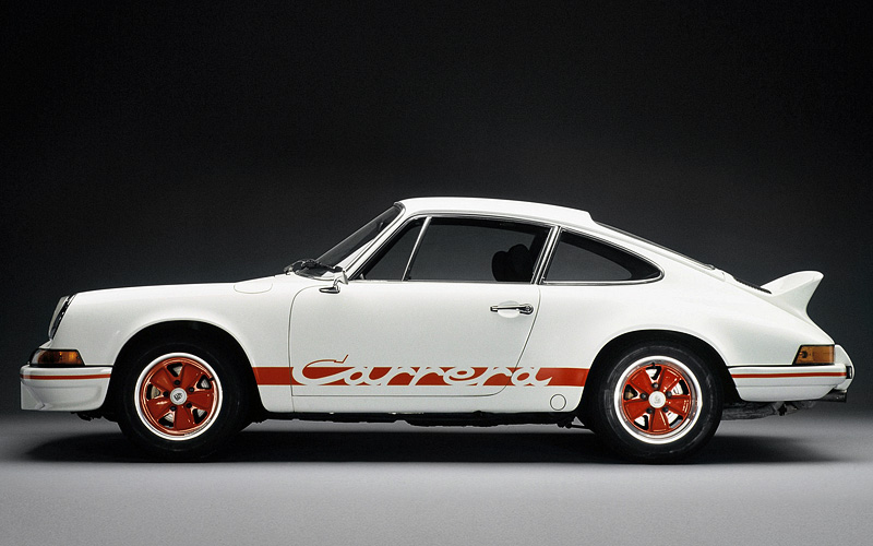 Porsche Carrera Rs Sport on 1973 Porsche 911 Carrera Rs