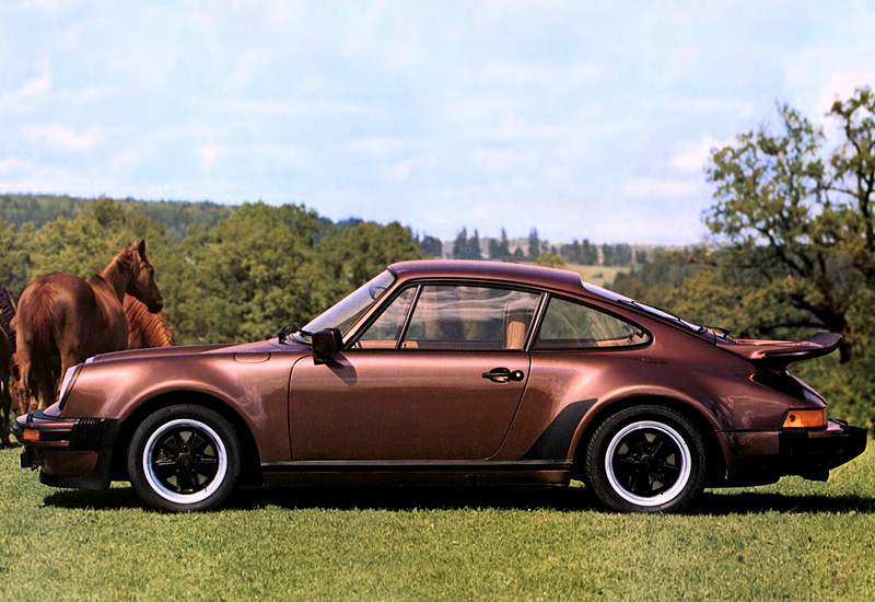 1975 PORSCHE 911 Turbo 3.0 (930) - Sport car technical ...