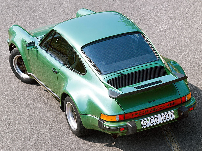 1975 Porsche 911 Turbo 3 0 Coupe 930 Specifications