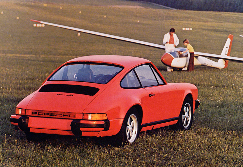 200 Kph To Mph >> 1976 Porsche 911 Carrera 3.0 Coupe (911) - specifications ...