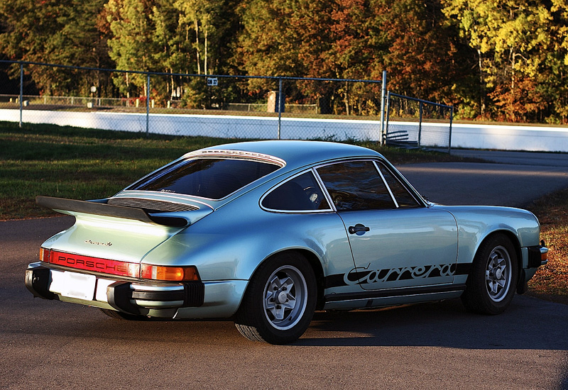 200 Kph To Mph >> 1976 Porsche 911 Carrera 3.0 Coupe (911) - specifications, photo, price, information, rating