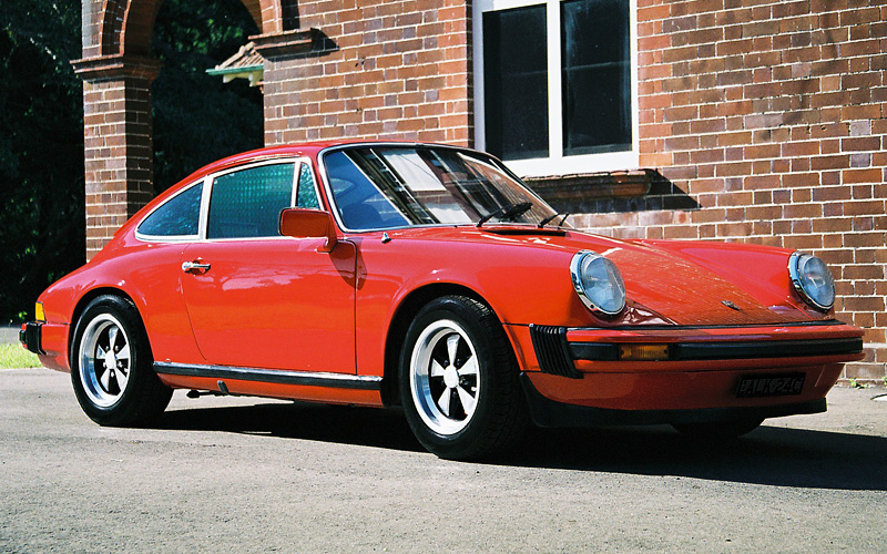1976 Porsche 911 Carrera 3 0 Coupe 911 Specifications