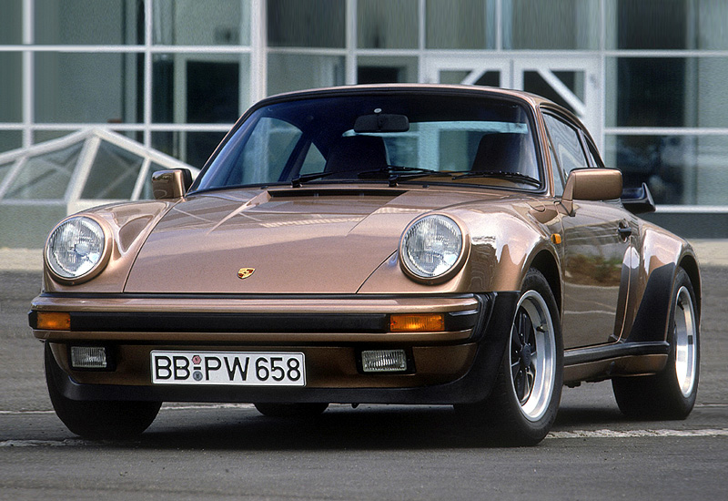 1978 Porsche 911 Turbo 3.3 Coupe (930)