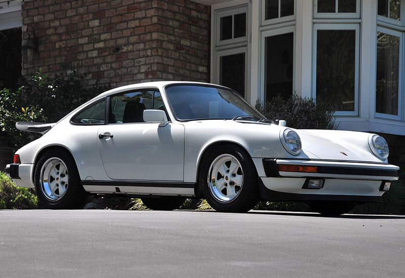 1984 Porsche 911 Carrera 3.2 Coupe (911)