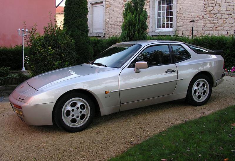 1985 Porsche 944 Turbo Specifications Photo Price