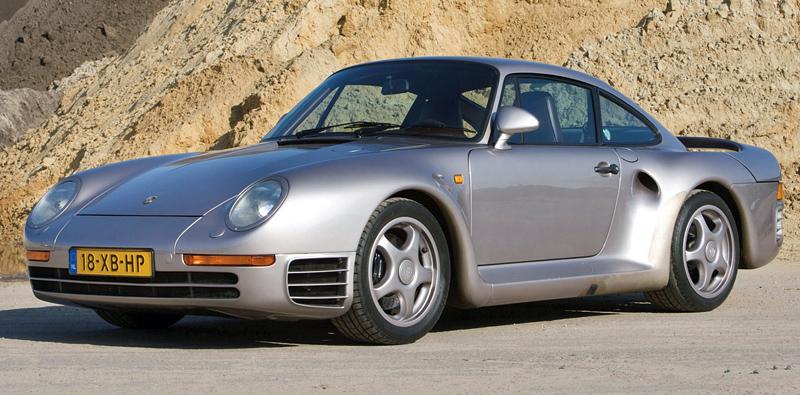 1987 Porsche 959 Specifications Photo Price