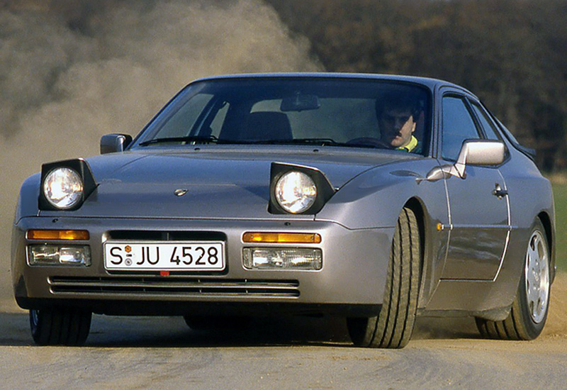 1988 Porsche 944 Turbo S Coupe Specifications Photo