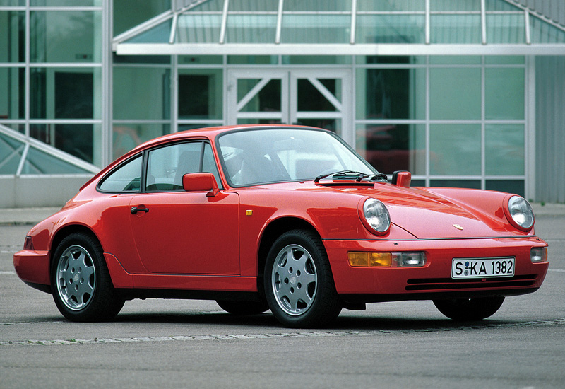 1990 porsche 911 carrera 2 coupe 964 specifications. Black Bedroom Furniture Sets. Home Design Ideas