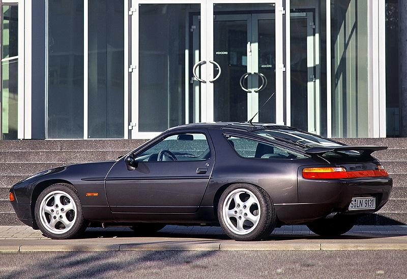 1991 Porsche 928 GTS - specifications, photo, price ...