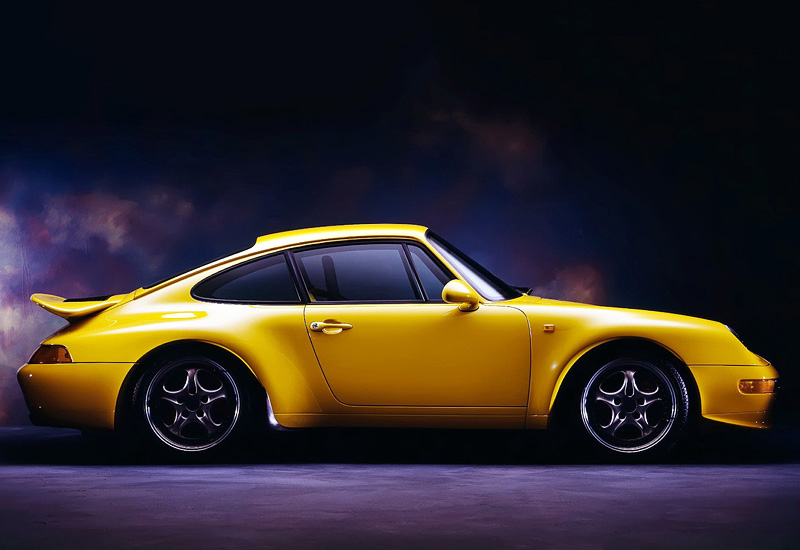 1995 Porsche 911 Carrera Rs 3 8 Coupe 993