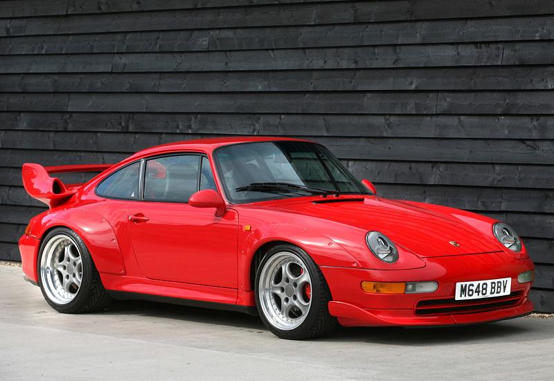 1995 Porsche 911 Gt2 993 Specifications Photo Price