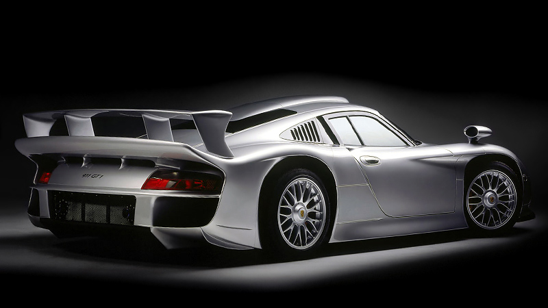1997 porsche 911 gt1 996 road car specifications photo price informati. Black Bedroom Furniture Sets. Home Design Ideas
