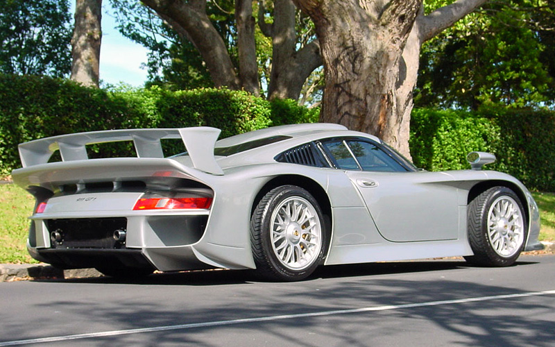 1997 porsche 911 gt1 996 road car specifications. Black Bedroom Furniture Sets. Home Design Ideas