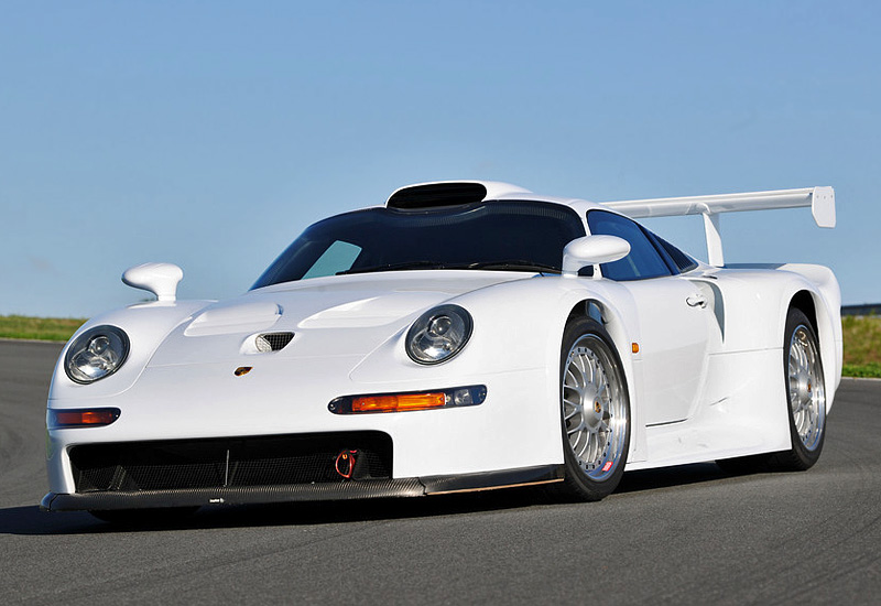 1996 porsche 911 gt1 993 road car specifications