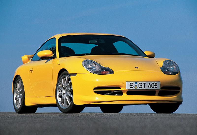 1999 Porsche 911 Gt3 996 Specifications Photo Price