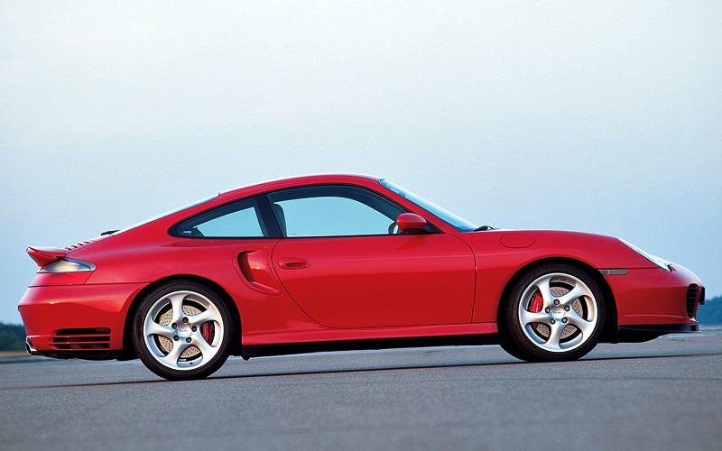 2000 Porsche 911 Turbo 996 Specifications Photo