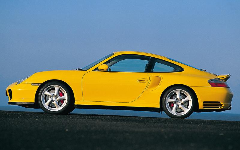 Porsche 997 Turbo >> 2000 Porsche 911 Turbo (996) - specifications, photo, price, information, rating
