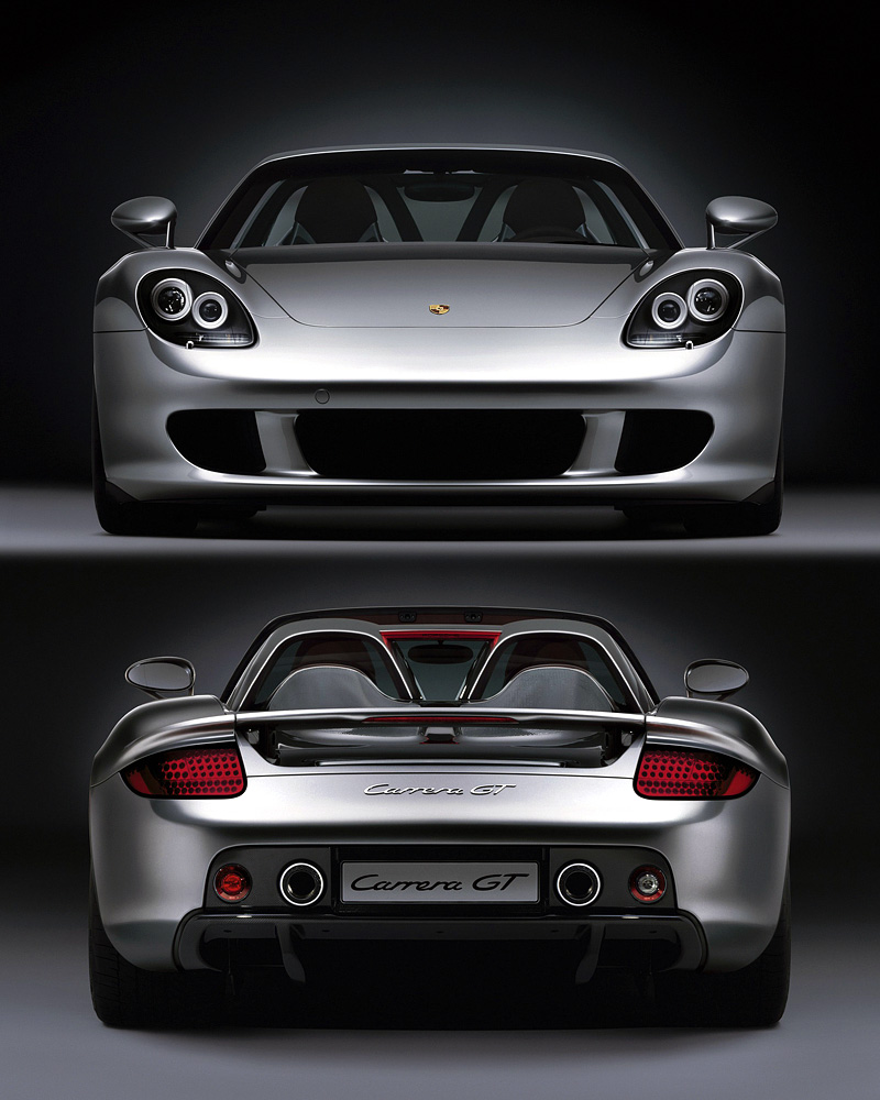 2003 Porsche Carrera Gt Specifications Photo Price
