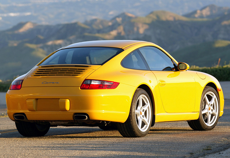 2005 porsche 911 carrera coupe 997 specifications photo price information rating. Black Bedroom Furniture Sets. Home Design Ideas