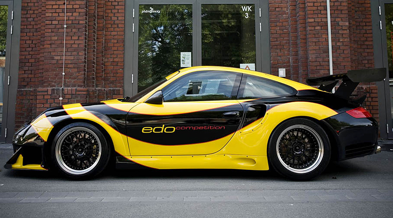 2005 Porsche 911 Gt2 Rs Maya The Bee Edo Competition